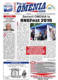 Ziarul Omenia